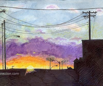 St. Louis Sunset